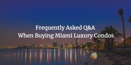Fragen & Antworten beim Kauf von Miami-Luxuskonzessionen