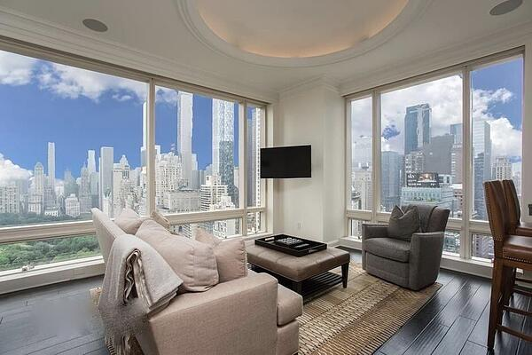 Immobilienpreise in Manhattan für 1 Central Park West