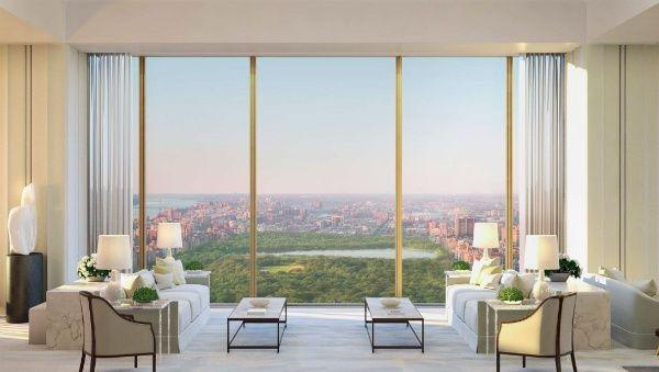 Eigentumswohnungen im Central Park - 117 West 57 Street NYC