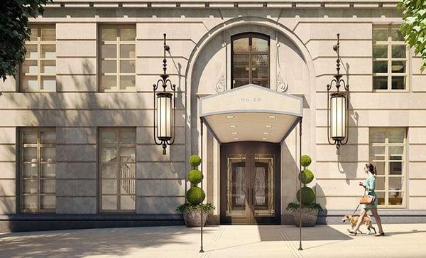 20 east end avenue Eigentumswohnungen Upper East Side New York