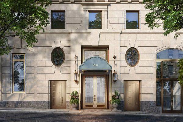 250 West 81 Straße Upper West Side NYC Eigentumswohnungen 1-1