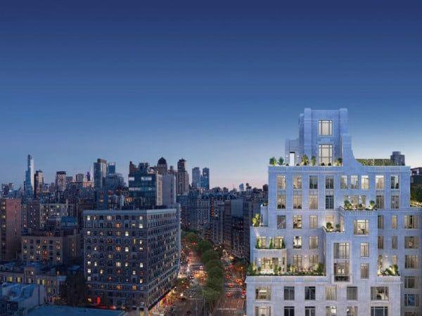 250 west 81 Straßen-Eigentumswohnungen upper west side NYC-1