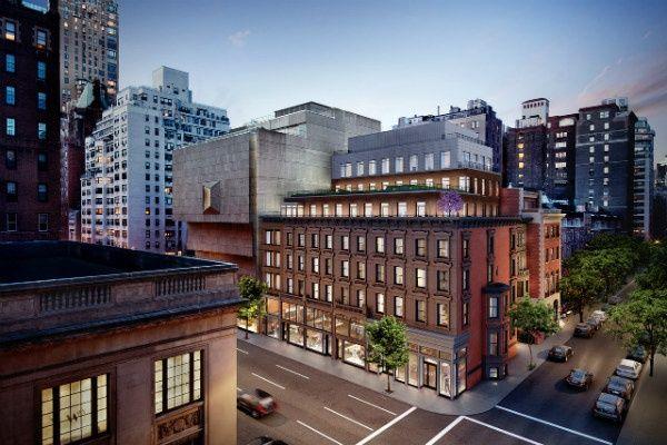 33 East 74 Luxus-Wohnungen Upper East Side in der Straße New York