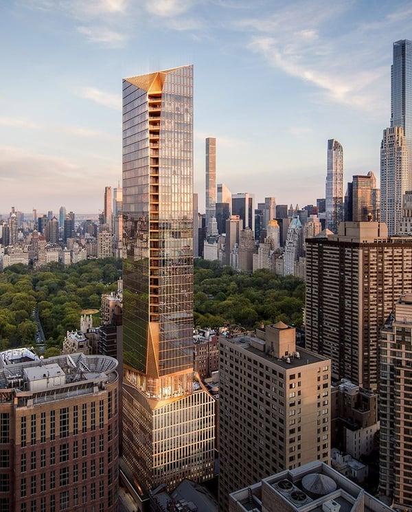Upper West Side Luxuswohnungen zu verkaufen - 50 West 66 Straße
