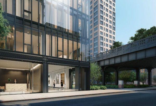 515 West 29 Street New York NYC - Hudson Yards Eigentumswohnungen zu verkaufen