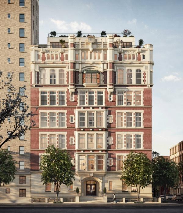 Upper West Side Wohnungen zu verkaufen - 555 WEA