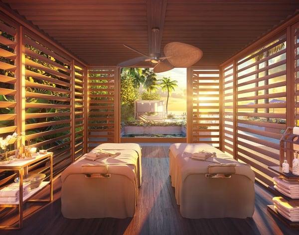 57 Ocean Miami Beach Outdoor-Behandlung Cabana