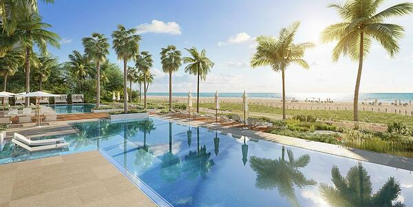 57 Ocean Miami Beach Pool