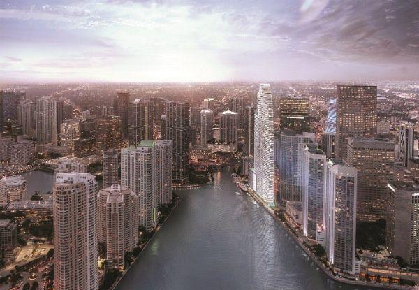 Aston Martin Miami-Eigentumswohnungen zu verkaufen