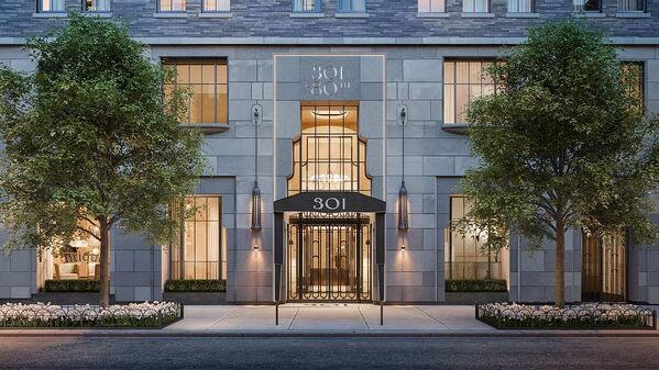 Upper East Side Häuser zu verkaufen - Beckford House & Tower