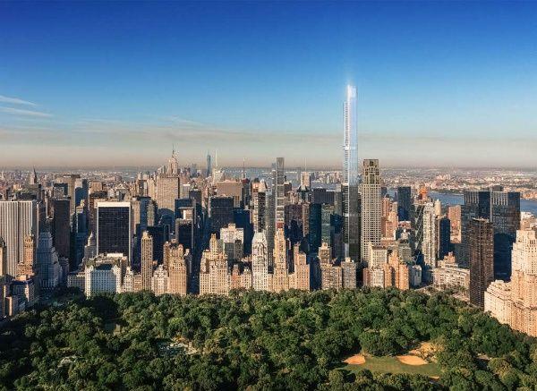 Central Park Tower Wohnungen zu verkaufen