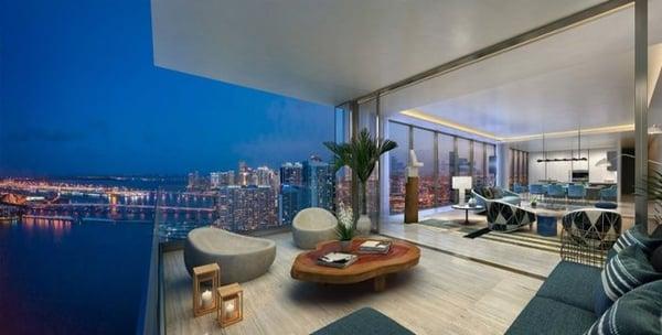Wohnung Miami