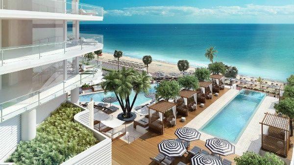 Four Seasons Residenzen Fort Lauderdale