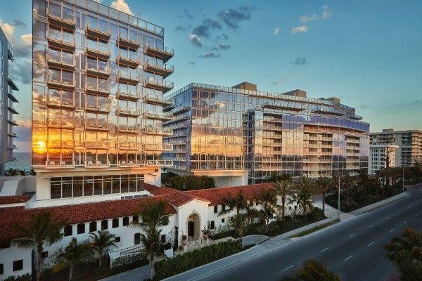 Four Seasons Surfside Miami-Eigentumswohnungen zu verkaufen
