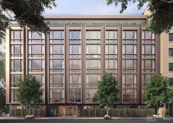 Gramercy Quadratische Eigentumswohnungen New York
