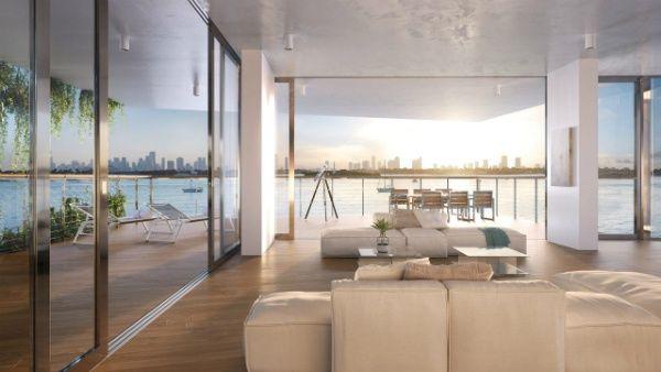 Monad Terrace Miami-Eigentumswohnungen zu verkaufen