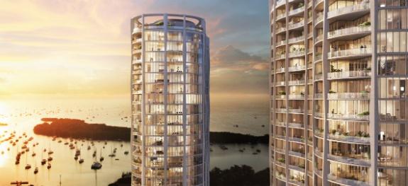 Park Grove Miami-Luxus-Wohnungen