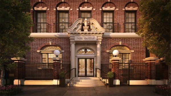 Park Mansion Luxuriöse vollgeschossige Luxusresidenzen NY