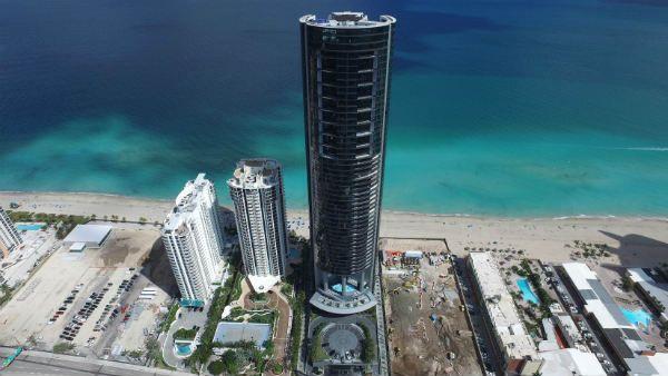 Porsche Design-Turm Miami