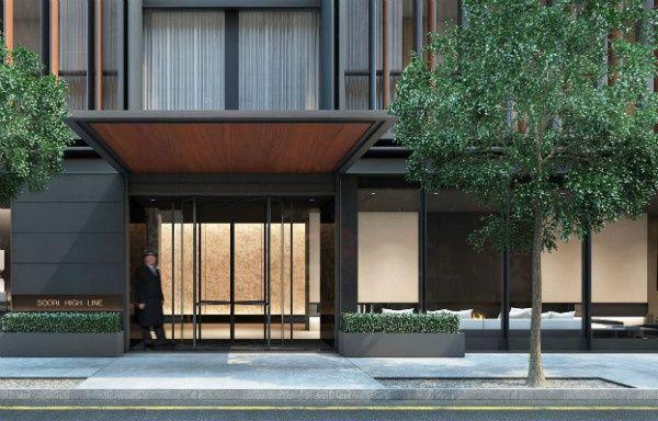 Soori High Line 522 West 29 Street NY - Hudson Yards Häuser zu verkaufen