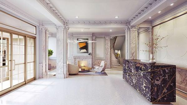 Upper West Side Eigentumswohnungen - The Astor  235 West 75 Street NY