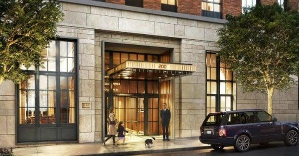 Wohnungen in Manhattan zu verkaufen - The Kent 200 East 95 Street NY