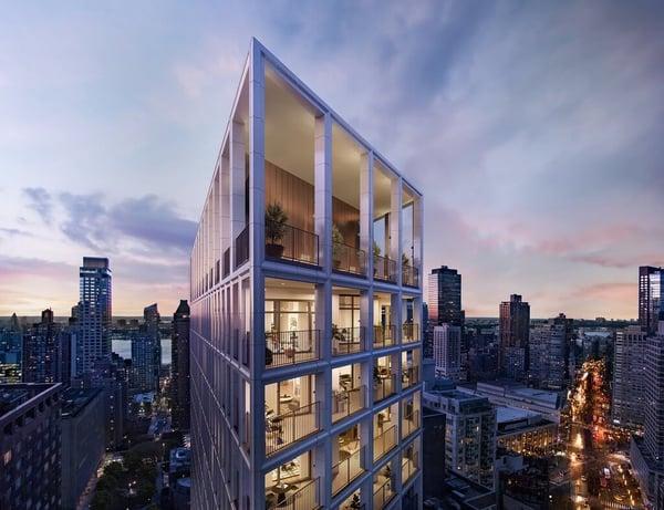 Wohnungen in Manhattan zu verkaufen The Park Loggia - 15 West 61 Straße