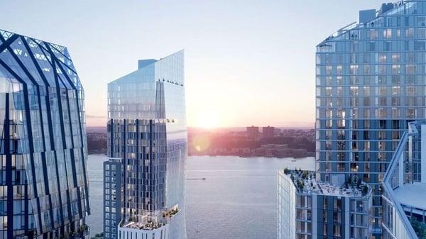 UWS-Eigentumswohnungen zum Verkauf - Waterline Square