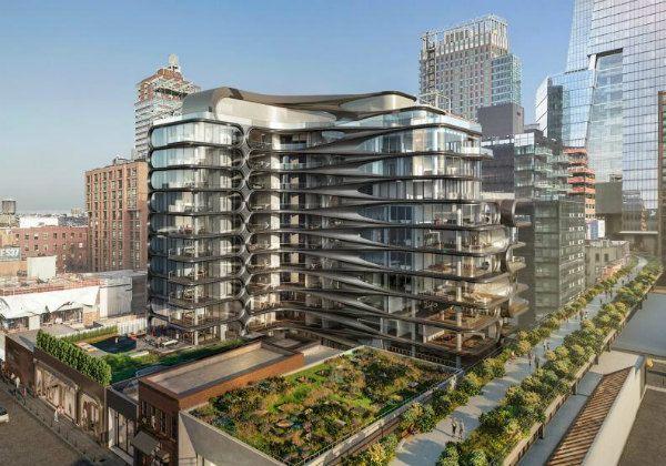 Zaha Hadid 520 West 28 Straße - Hudson Yards Wohnungen zu verkaufen