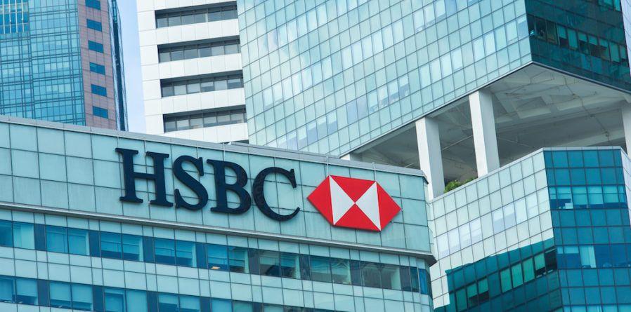 Ausländische nationale Hypothek hsbc