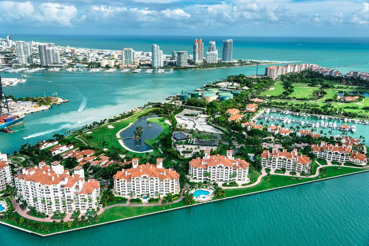Fisher Island Immobilien