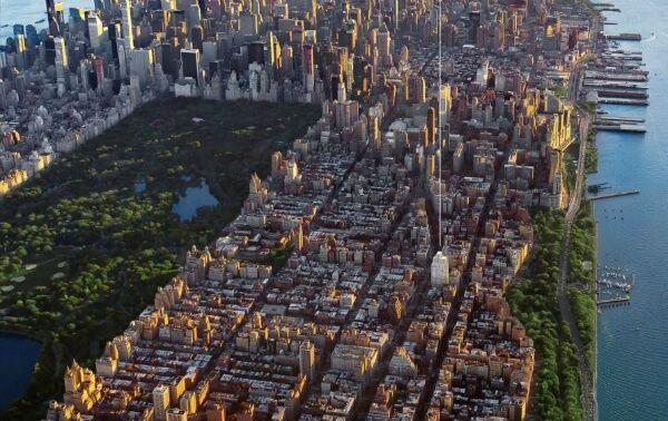 Eigentumswohnung in Manhattan